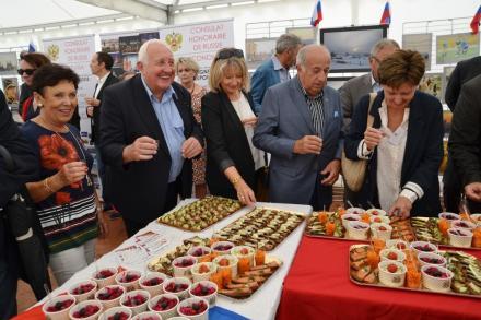 Fêtes Consulaires 2017 - Russie